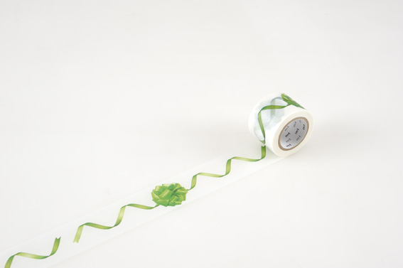 mt masking tape ex ribbon green